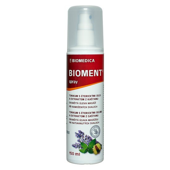 Bioment spray