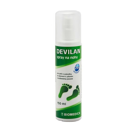 DEVILAN spray na nohy